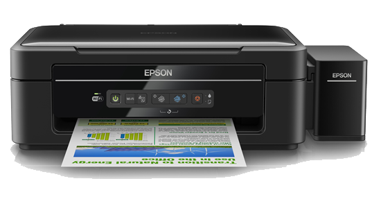 Epson L365 PRINT, SCANNER, COPY All In One Ink Tank Printer