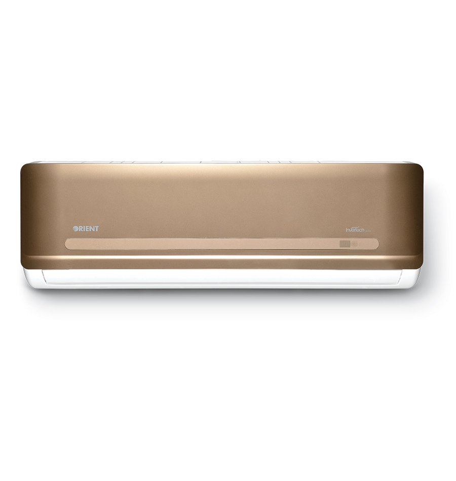 Heat Cool Orient Invertech Series 13mabw Whitegold 1 Ton Heat Cool