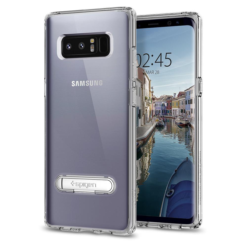 Spigen Galaxy Note 8 Case Ultra Hybrid S Crystal Clear