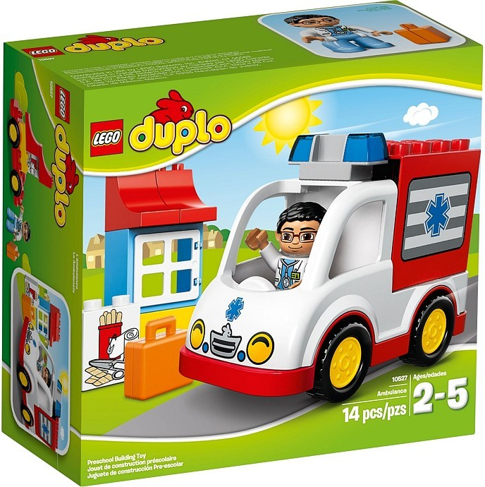 Lego Duplo Ambulance In Pakistan