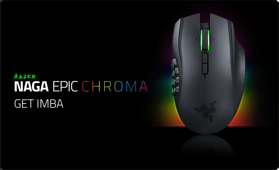 1102439fde5 ... AccessoriesRazer Gaming Mouse Naga Epic Wireless Chroma. image