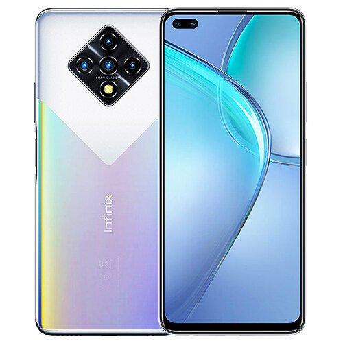 Infinix Zero 8i (4G 8GB 128GB Silver Diamond) With Official Warranty