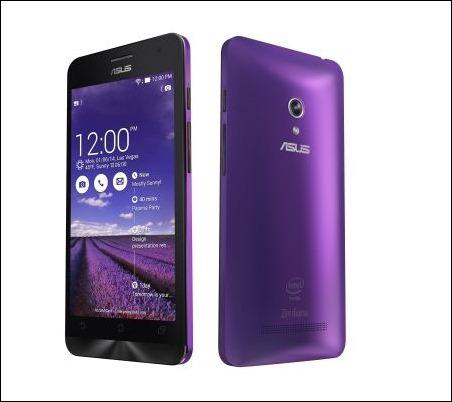 Asus Zenfone 5 3G 8GB Twilight Purple
