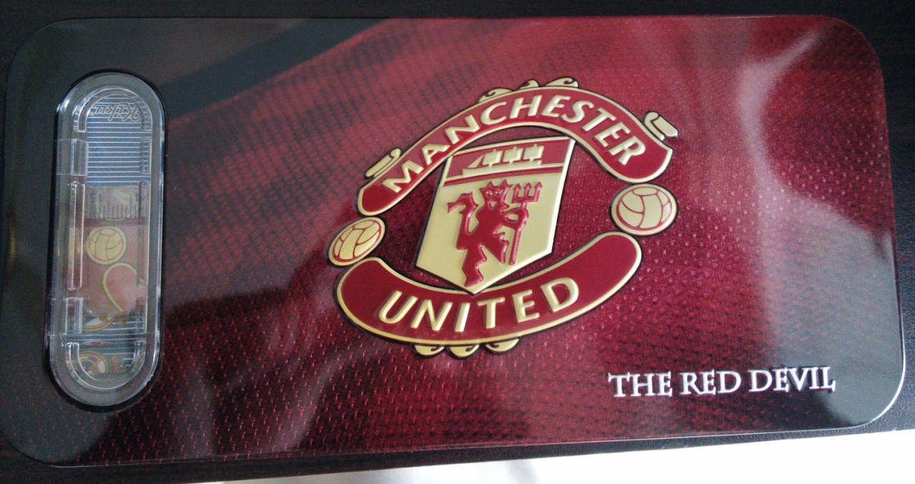 Football Club Manchester United Pencil Box Accessories TR13642018