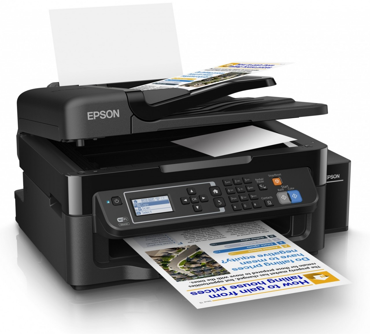 Epson L565 Print Scanner Copy Fax Price In Pakistan