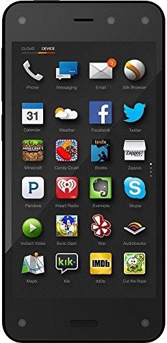 3df6d4a4b50a8f Amazon Fire Phone (4G- 32GB) Black Kit- Price in Pakistan