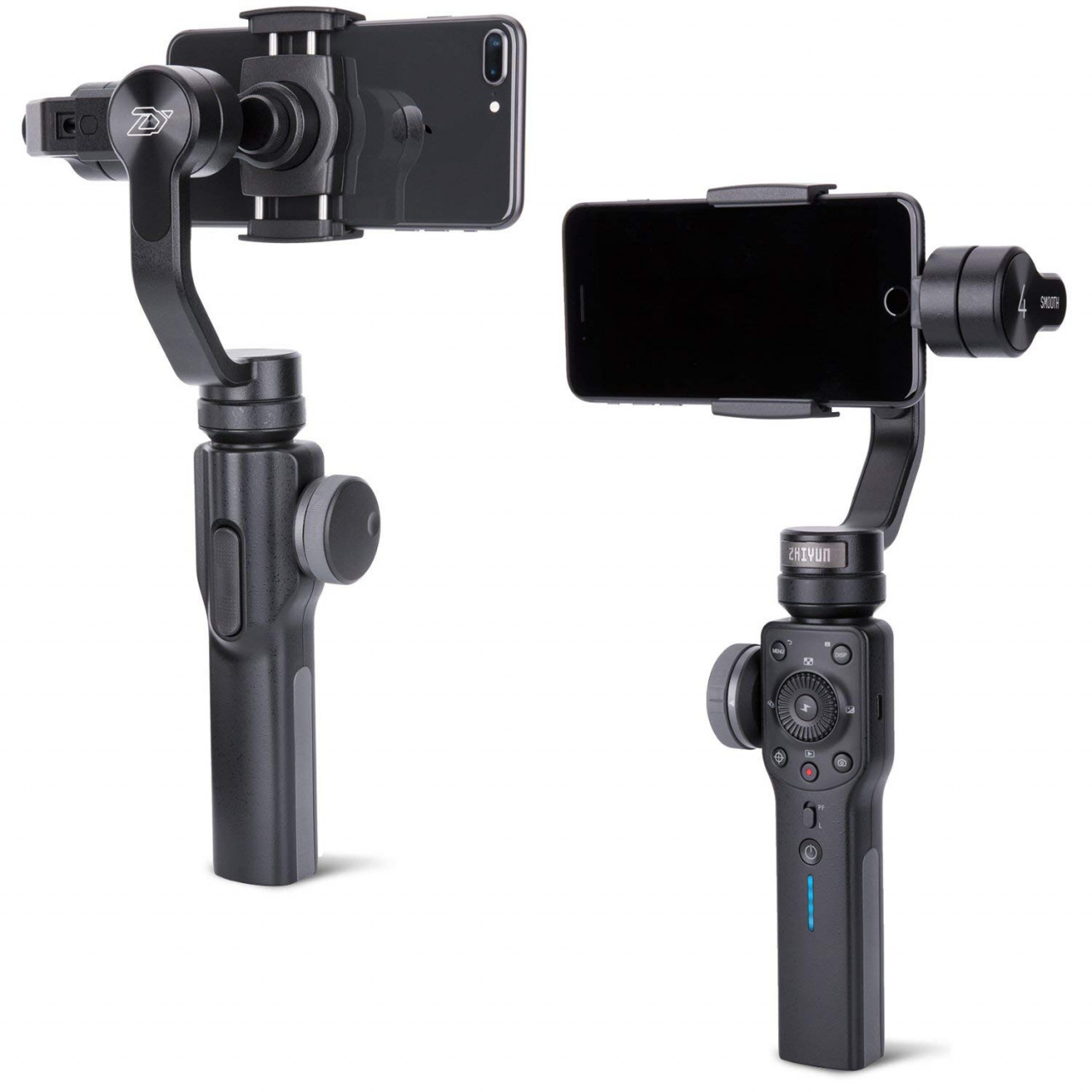 Zhiyun Official Smooth 4 3-Axis Handheld Gimbal Stabilizer for Smartphone