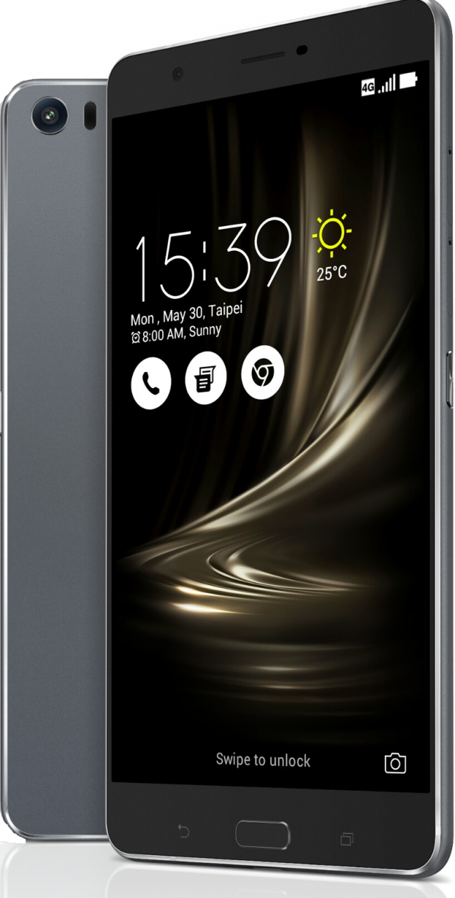 Asus Zenfone 3 Deluxe Zs570kl Price In Pakistan Homes 4g 6gb Ram 64gb Rom Titanium Gray