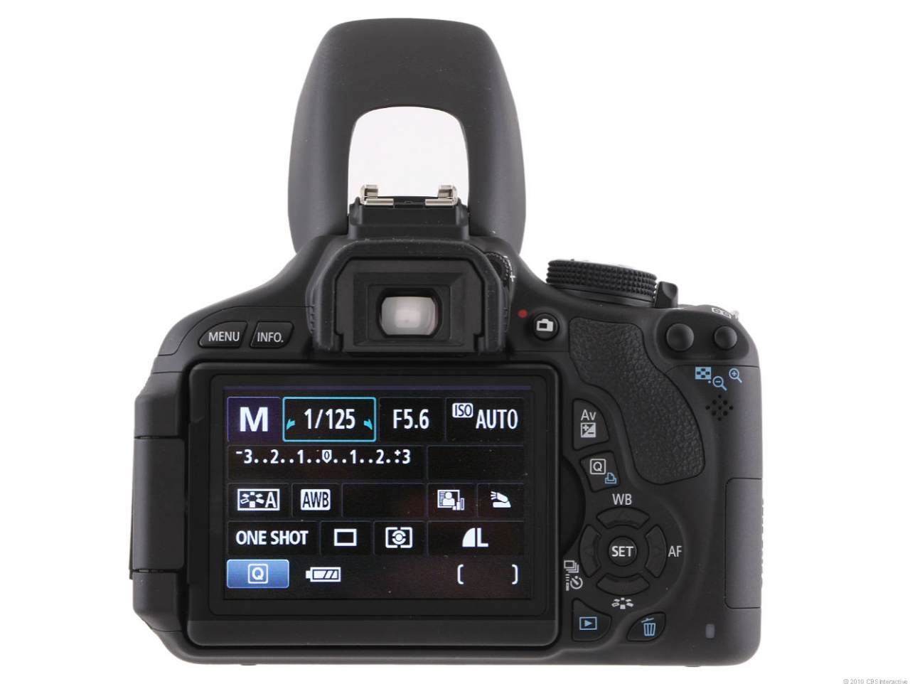 Canon 600D DSLR Camera Body Only in Pakistana