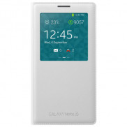 Samsung Note 3 S View Case White 100 Authentic in Pakistan