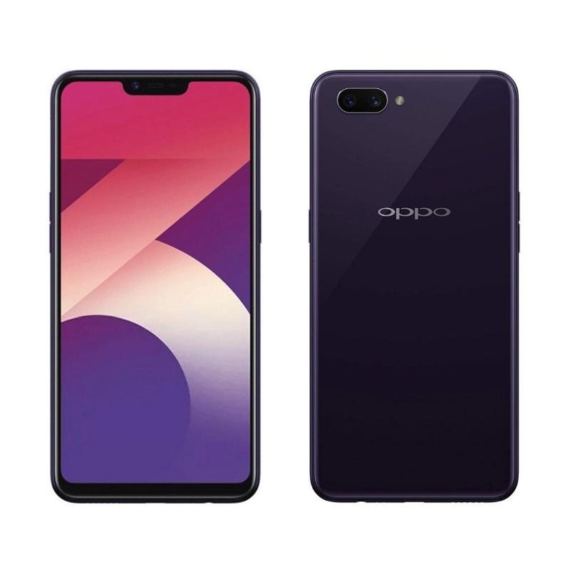 Oppo A3s Dual Sim (4G, 2GB RAM, 16GB ROM, Dark Purple)
