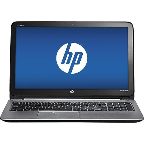 how to get toolbar back on hp laptop