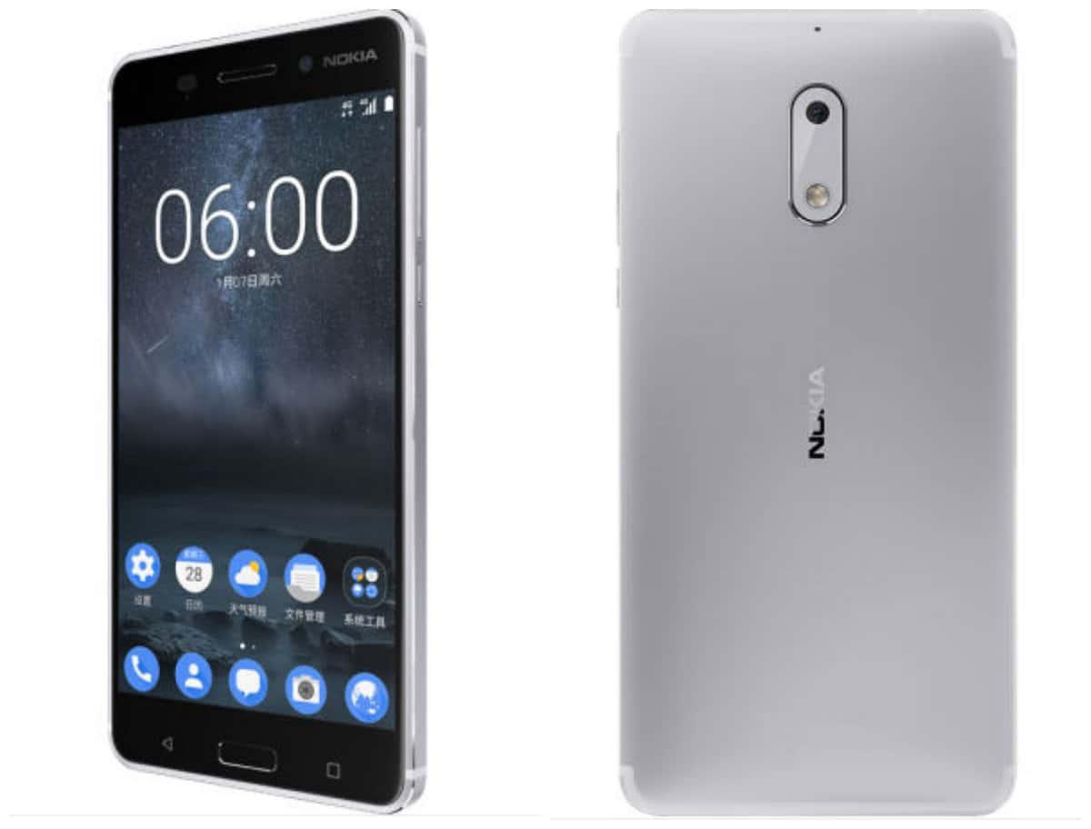Nokia 6 32gb Silver Price In Pakistan Home Shopping
