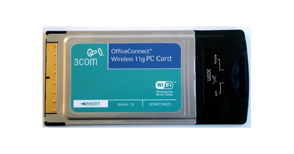 3COM OFFICECONNECT WIRELESS 11G PC CARD WINDOWS 8 X64 DRIVER DOWNLOAD