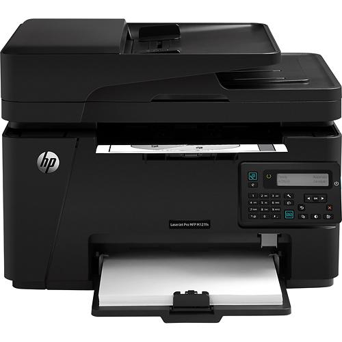 Hp Laserjet Pro Mfp Network Ready Black And White All In One Laser