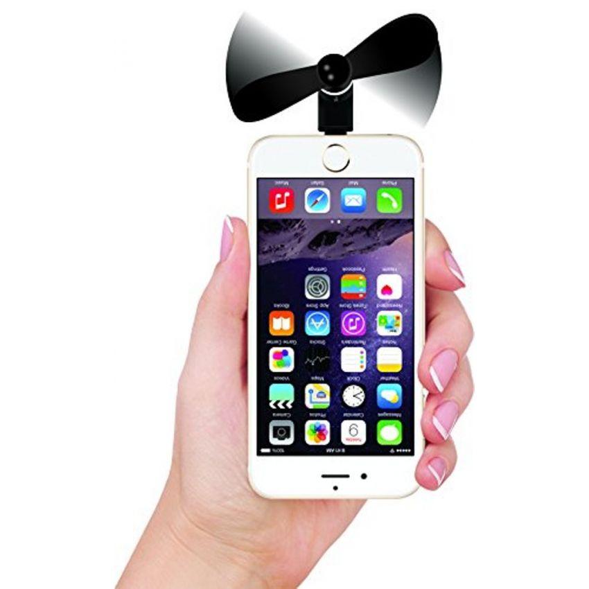 portable mini fan for smart mobile phones best retail pri. Black Bedroom Furniture Sets. Home Design Ideas