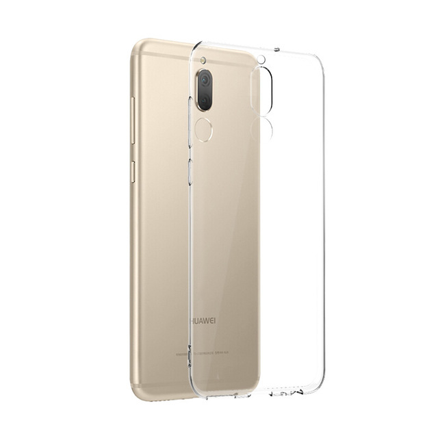 cheap for discount d215b 0e38b Eouro Jelly Case Huawei Mate 10 Lite (Transparent)