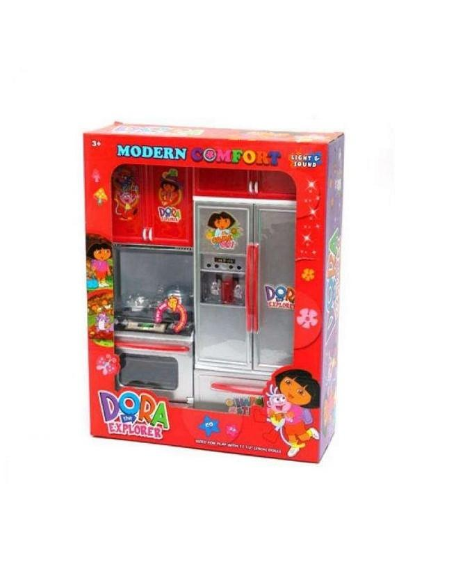 Dora Kitchen Set Red V078 Price In Pakistan Homeshopping Pk