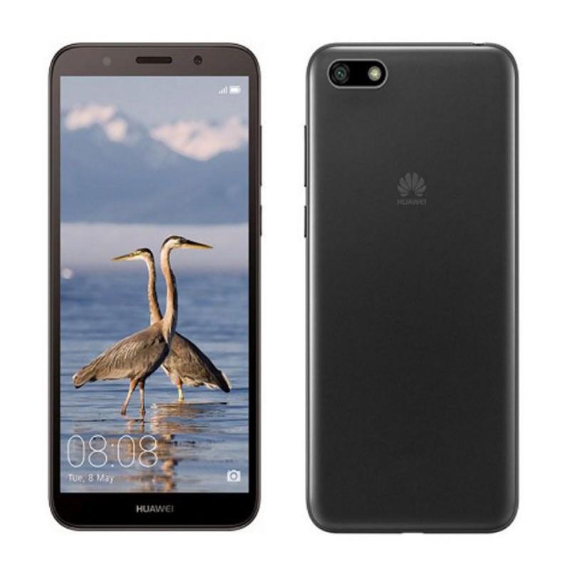 Huawei Y5 Prime 2018 Dual Sim (4G, 2GB RAM, 16GB ROM, Black)