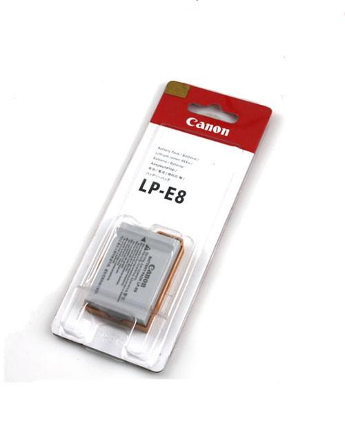 Canon LP-E8 550D 600D 650D 700D Battery