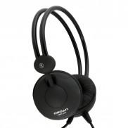 CROWN Portable Pc Headset CMH942bk Black Price in Pakistan