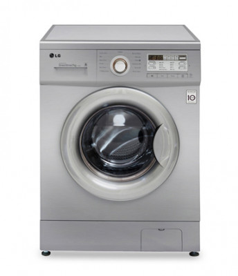 lg f1496tdt23 front load washing machine 8kg price in pak. Black Bedroom Furniture Sets. Home Design Ideas