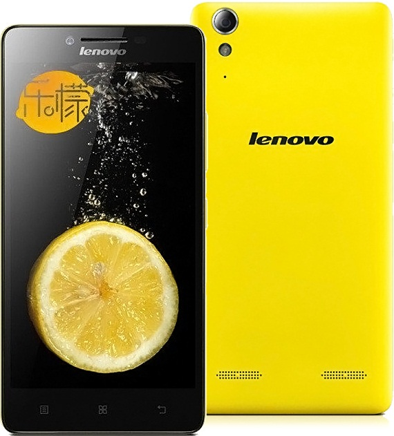 Lenovo Lemon K30 T 16GB Dual Sim Yellow Price In Pak