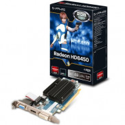 Sapphire Graphic Card HD6450 2GB DDR3 PCIE LITE in Pakistan