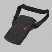 CROWN NotebookTablet Sling Bag 78Inch SBS11B Black Price in Pakistan