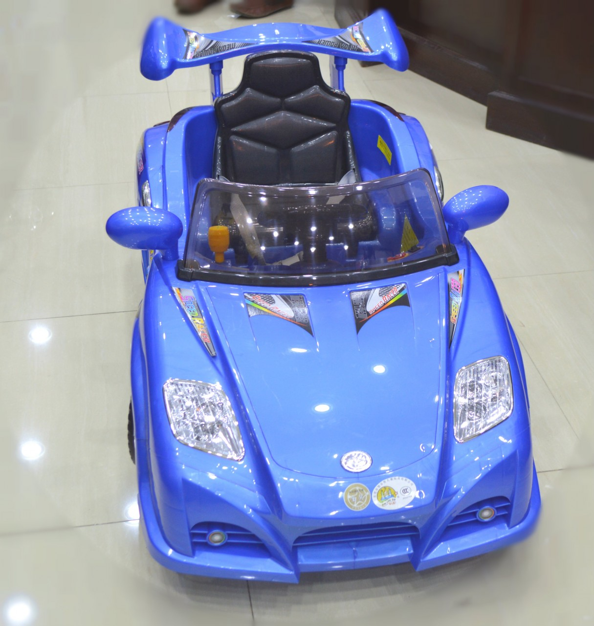 Kids Electric Sports Car Model No 611 Price In Pakistan
