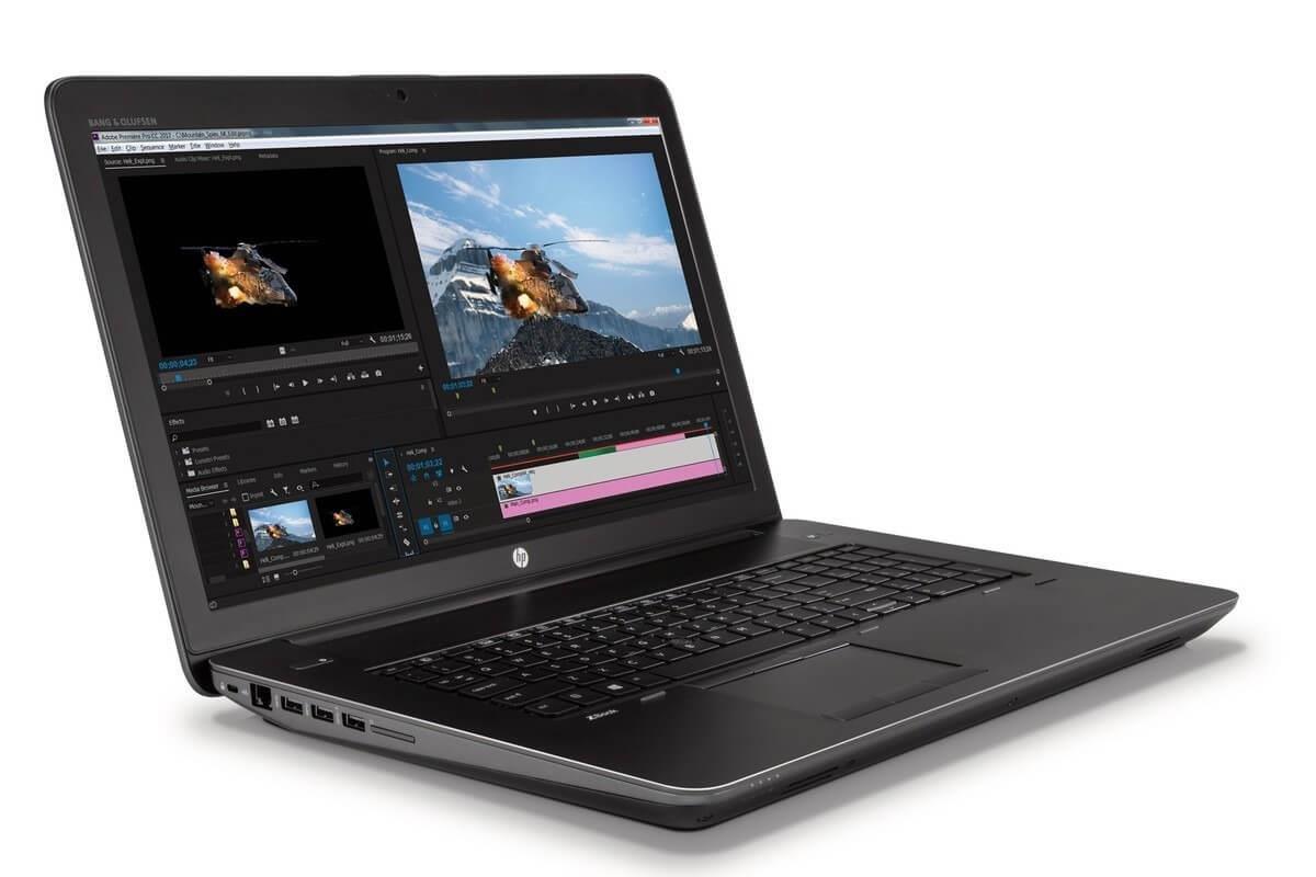 HP ZBook 15 G4 Mobile Workstation Core i7-7700HQ 16GB RAM 256GB SSD Nvidia  Quadro GeForce M2200 4GB 15 6
