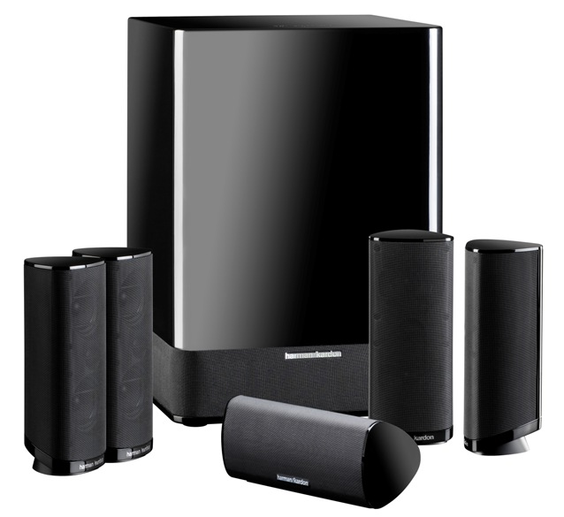 Harman Kardon AVR151S HKTS 11 51Ch Home Theater System