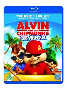 Alvin And The Chipmunks Chipwrecked Bluray 3d Movie Price In Pakistan