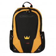 CROWN Laptop Backpack Vigorous X01 SIZE 156 BPV115 Black  Orange Price in Pakistan