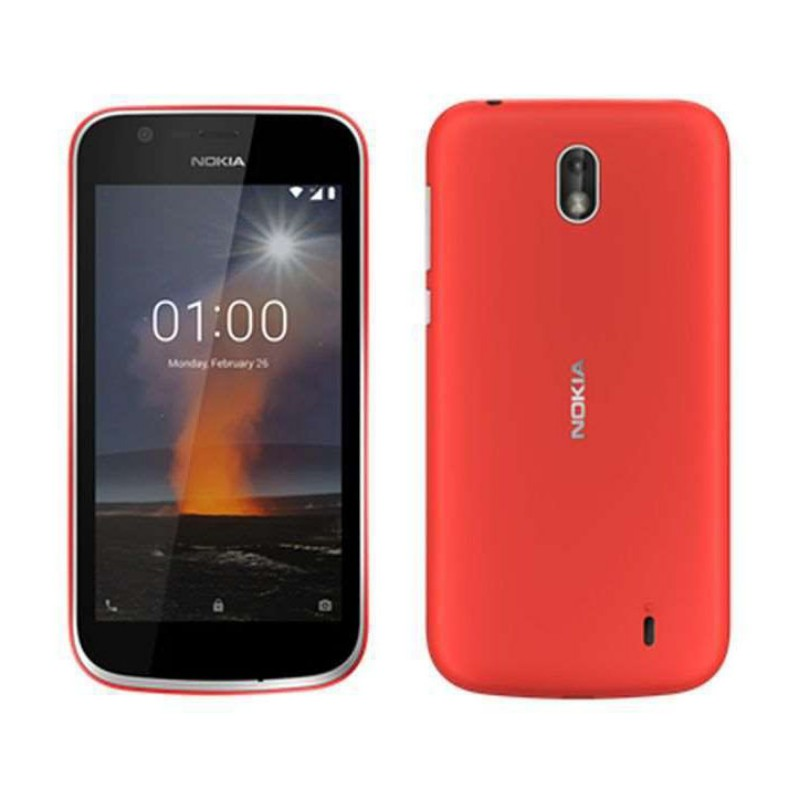 Nokia 1 Warm Red Price in Pakistan - Home Shopping