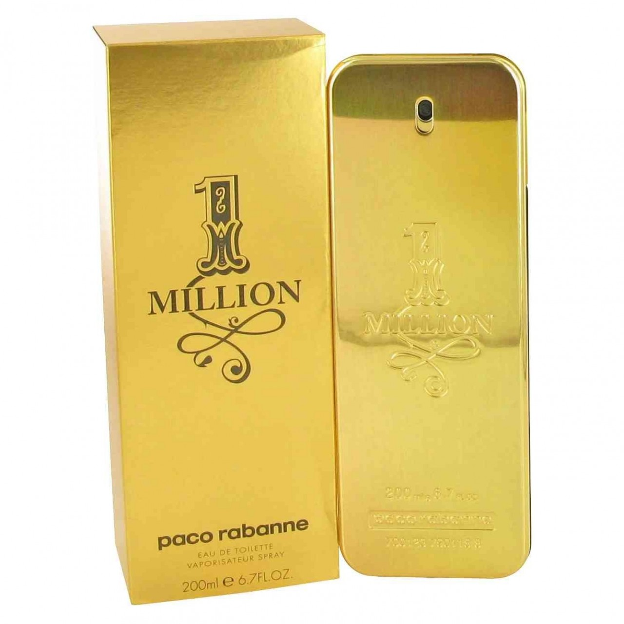 paco rabanne one million for edt 200 home shopping