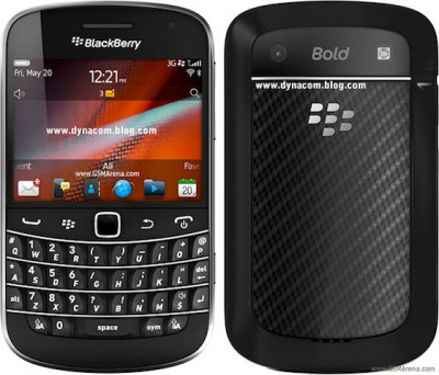 BlackBerry BOLD Touch 9900 (Wifi + 3G, Black) 1