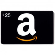Amazon Gift Card 25 dollars For USA Region Price In Pakistan