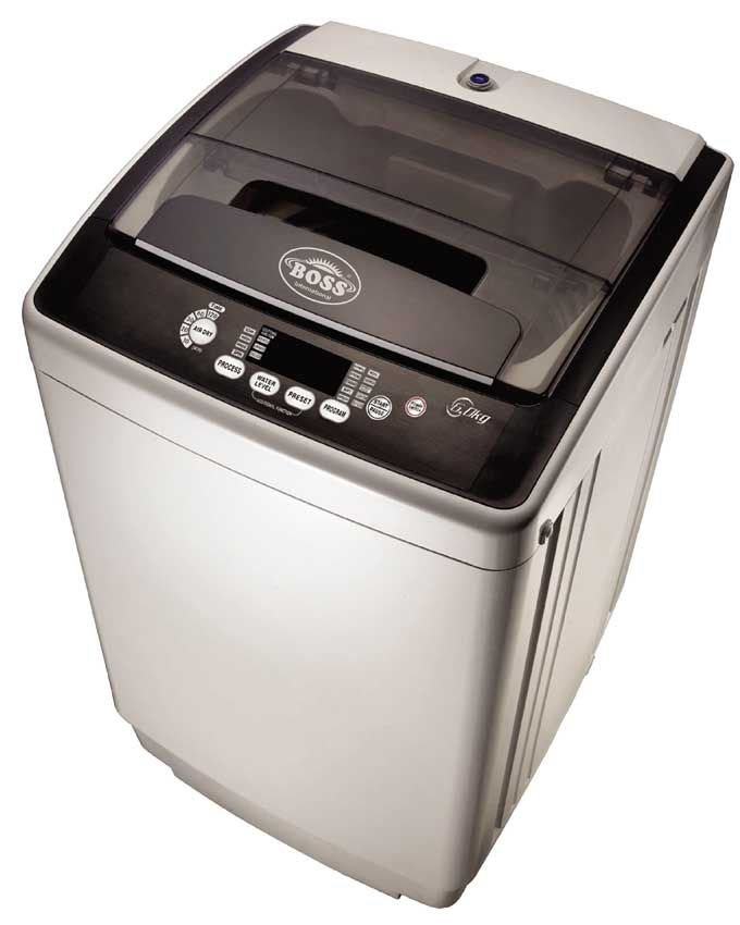 Boss Automatic Washing Machine Black Price In Pakistan