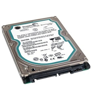Замена HDD (Жесткий диск) с установкой ОС