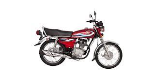 Honda CG 125 1 12 Months Installment Price in Pakistan