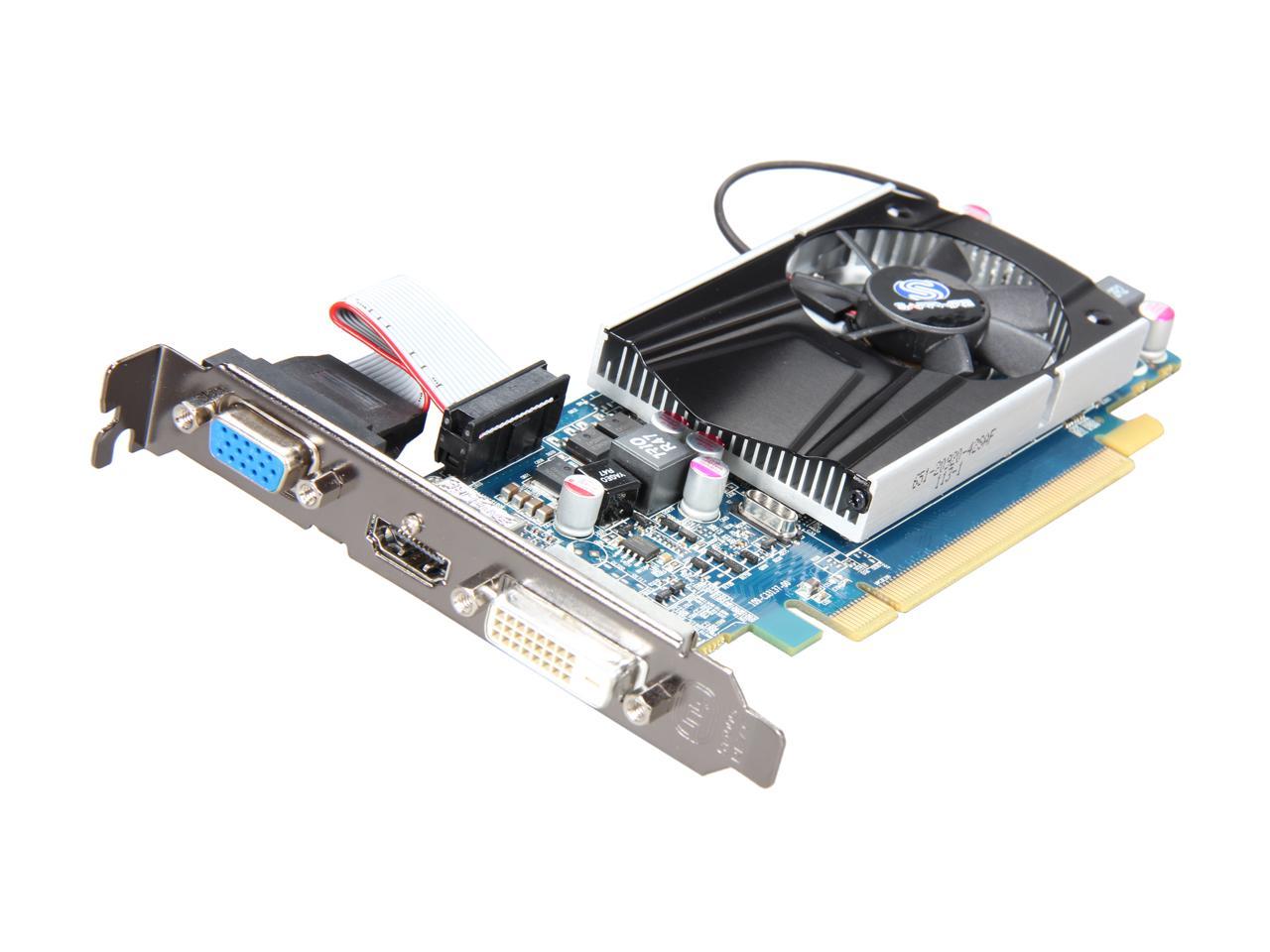 Sapphire Radeon HD 6570 1GB DDR3 Graphic Card In Pakistan