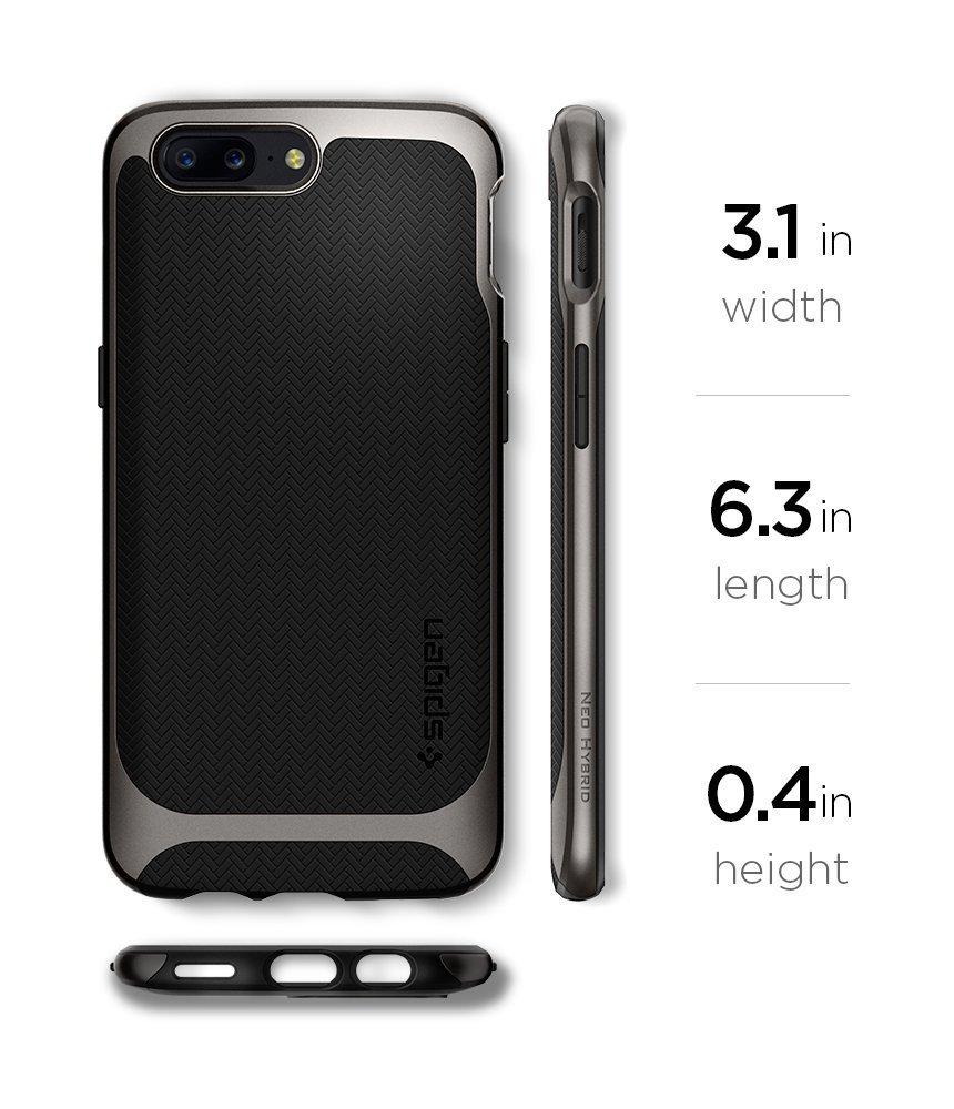 new style e6b84 453db OnePlus 5 Spigen Original Neo Hybrid Case Price in Pakist