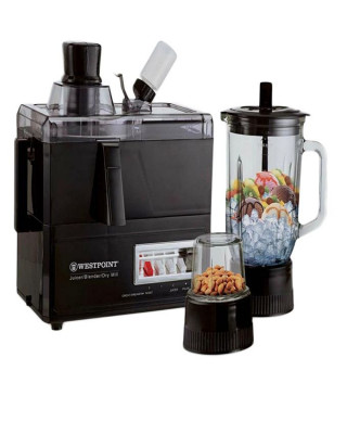 Westpoint 8823 juicer blender power full motor 750 watt p for Alpine cuisine power juicer