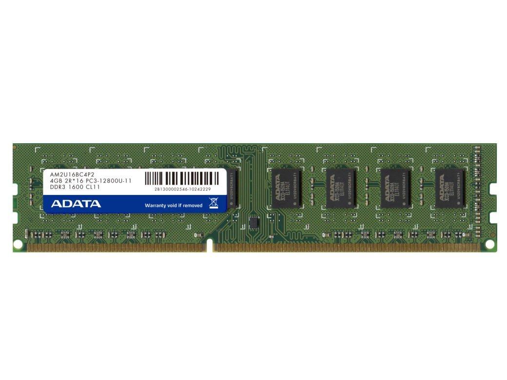 ADATA Premier Pro 8 GB DDR3 1600Mhz CL11 Memory AD3U1600W