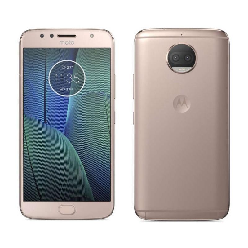 Motorola Moto G5S Plus (3GB RAM, 32GB ROM, Gold)