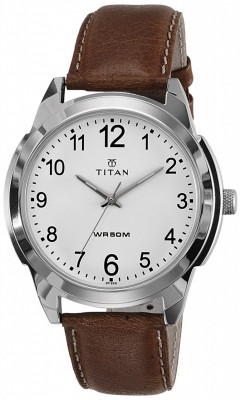 Titan Analog Men S Watch 1585sl07 Price In Pakistan