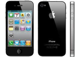 Apple iPhone 4S (16GB, Black) Factory Unlocked 1