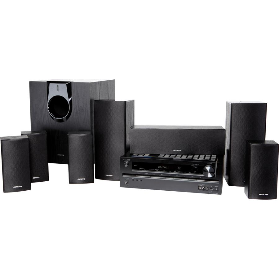 Onkyo HT-S5500 7 1-Channel Home Theater Speaker/Receiver