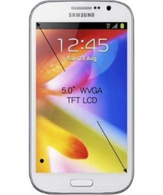 Samsung Galaxy Grand Duos i9082 (8GB, 3G, White) 1